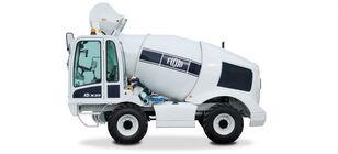 جديد شاحنة خلط الخرسانة FIORI DBX25