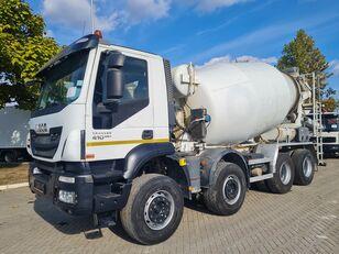 شاحنة خلط الخرسانة IVECO 8x4 / 10 m3 / EU brief