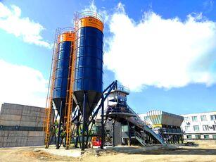 جديد ماكينة صناعة الخرسانة FABO MIX COMPACT-120 CONCRETE PLANT | CONVEYOR TYPE