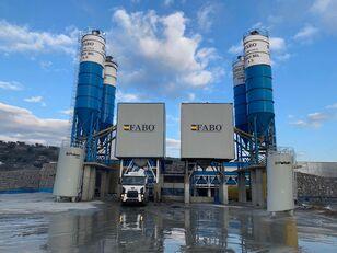 جديد ماكينة صناعة الخرسانة FABO POWERMIX-200 NOUVELLE SYSTEME D'INSTALLATION DE CENTRALE À BÉTON