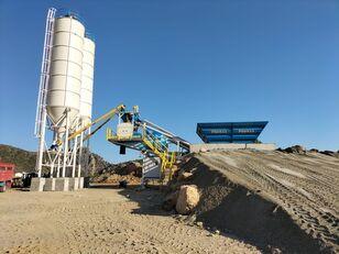 جديد ماكينة صناعة الخرسانة PROMAX Mobile Concrete Batching Plant M60-SNG (60m3/h)
