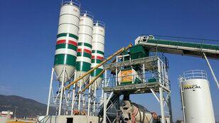 جديد ماكينة صناعة الخرسانة Plusmix 100m³/hour Stationary Concrete Plant -BETONYY ZAV