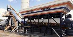 جديد ماكينة صناعة الخرسانة SEMIX Mobil 60 S4 MOBILNÍ BETONÁRNY 60 m³/h