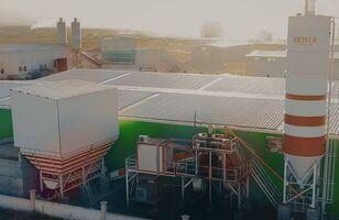 جديد ماكينة صناعة الخرسانة SEMIX Stationary 100