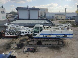 وحدة حفر الآبار SOILMEC SM-870