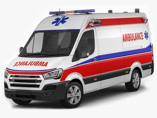 جديد الميكروباصات سيارة الإسعاف HYUNDAI H 350